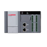 XBC-DR28U XGBU PLC, 100 240Vac Power 16 NPN DI, 12 Relay Output RS485, RS232 Ports, Mini USB 2 Ethernet Ports, SD Slot