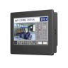 IV07M-SEAP Colour iView HMI 7  Screen 65k Colours TFT Touch 800x480 3 Serial Ports, LAN, MicroSD Plastic Bezel